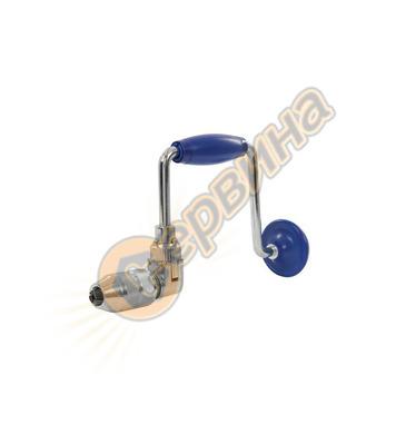 Дърводелска тресчотна ръчна дрелка Маткап Silverline 660125