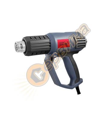 Пистолет за горещ въздух Gude HLG 600-2000 2000W 58190