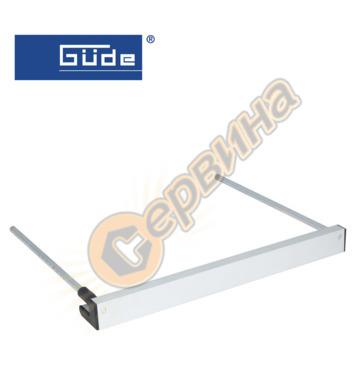 Направляваща релса за Ръчен циркуляр Gude TS 57  58233