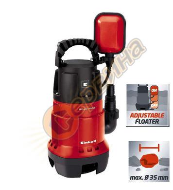 Потопяема дренажна помпа Einhell GC-DP 7835 - 780W MAX-7метр