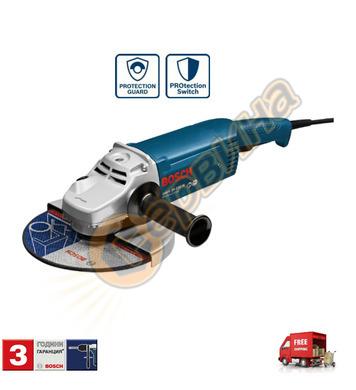 Ъглошлайф Bosch GWS 20-230 H 0601850L03 - 2000W