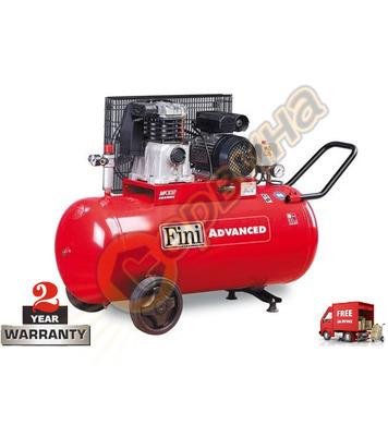 Маслен компресор FINI MK 102/90-2M BMGC404FNM507 - 90л / 10б