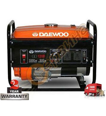 Бензинов генератор Daewoo GD1200 - 0.85/1KW