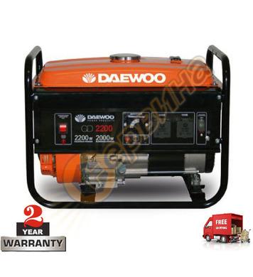 Бензинов генератор Daewoo GD2200 - 2.0/2.2KW