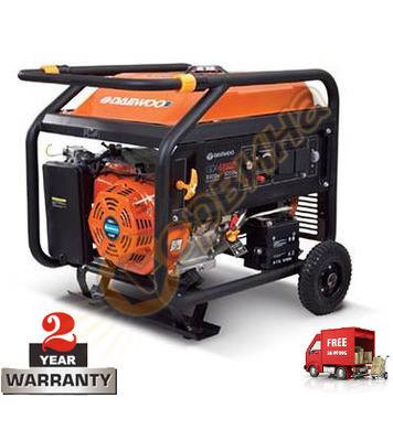 Бензинов генератор Daewoo GDA8000E - 7KW/7.5KW