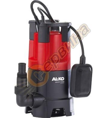 Потопяема дренажна помпа AL-KO DRAIN 7000 - 350W MAX-6метра