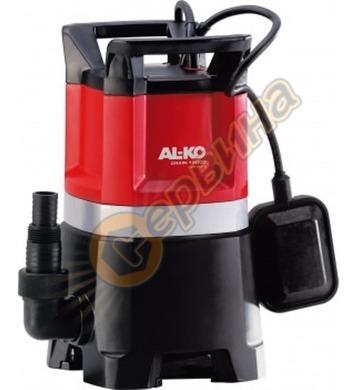 Потопяема дренажна помпа AL-KO DRAIN 1200 - 850W MAX-10метра