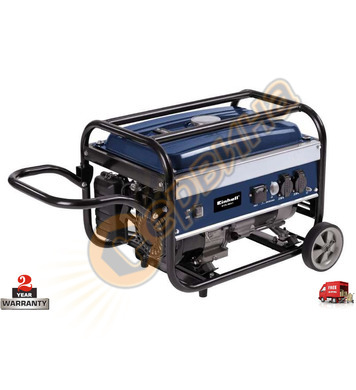 Бензинов генератор Einhell BT-PG 4152480 2800/1 - 2.3KW/2.8K