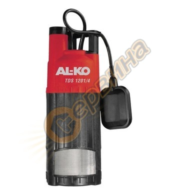 Потопяема дренажна помпа AL-KO TDS 1201/4 - 1200W 6300л/час