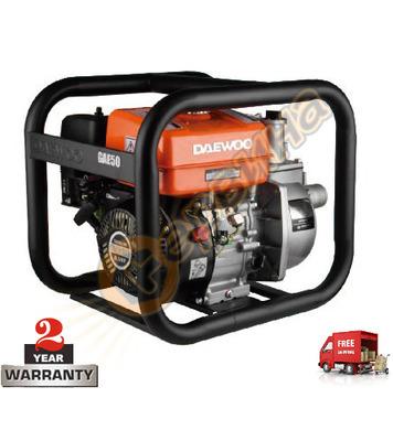 Бензинова водна помпа DAEWOO GAE 50 7HP/2.5KW