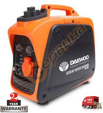 Инверторен генератор DAEWOO GIDA1000SI - 0.7KW/0.8KW