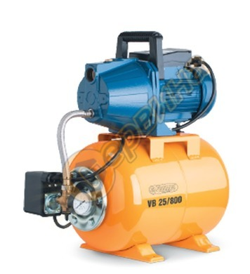 Хидрофор с пресостат Elpumps VB25/800 4925138 - 800W 60л/м 8