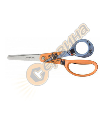 Универсална детска ножица Fiskars Moomin Little My 1003115 -