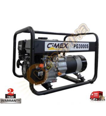 Бензинов генератор Cimex PG3000 - 2.3KW/2.8KW
