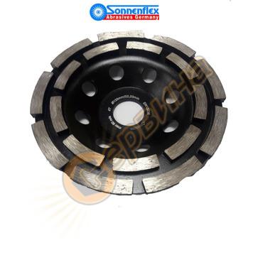 Диамантен диск за шлайфане на бетон Sonnenflex SF79001379 -