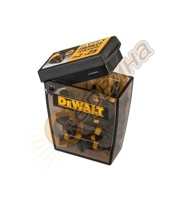 Комплект накрайници-битове DeWalt DT70555T - 25бр