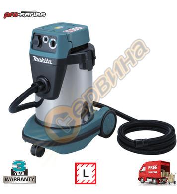Прахосмукачка за сух и мокър режим Makita VC3210L - 1050W