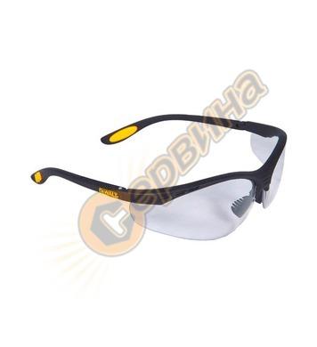 Предпазни противоударни очила DeWalt Reinforcer DPG58-1D чер
