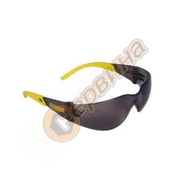 Предпазни противоударни очила DeWalt Protector DPG54-2D тъмн