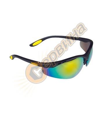 Предпазни противоударни очила DeWalt Reinforcer DPG58-6D отр