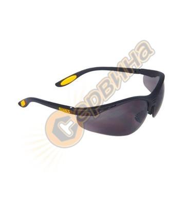 Предпазни противоударни очила DeWalt Reinforcer DPG58-2D чер