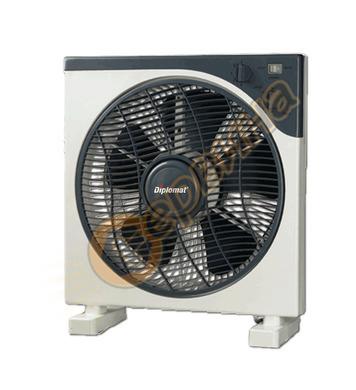 "Вентилатор Diplomat FBGR 1223 NT – 50W 12"" подов-тип кутия б"