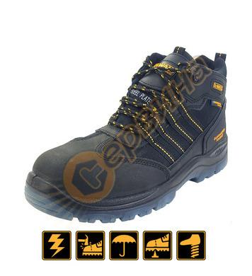 Работни обувки с метално бомбе DeWalt Nickel Black DWF50093-