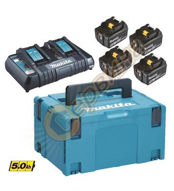 Акумулаторен комплект батерии Makita 197626-8 - 18V/5.0Ah Li