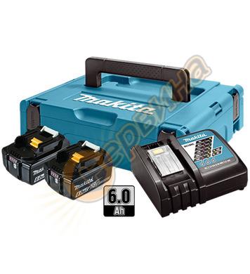 Акумулаторен комплект батерии Makita 198116-4 - 18V/6.0Ah Li