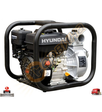 Бензинова водна помпа Hyundai HY50 - 2