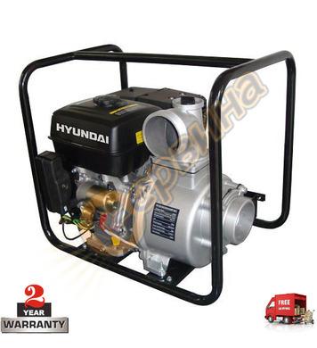 Бензинова водна помпа Hyundai HY100 - 4