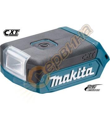 Акумулаторен LED фенер Makita DEAML103 - 10.8 V без включено