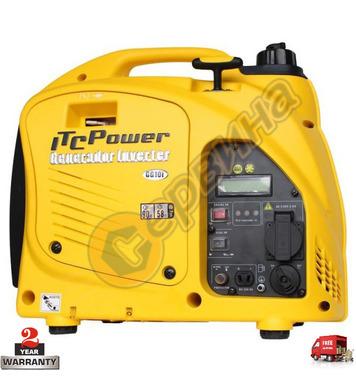 Инверторен генератор ITC Power GG 10i Pro - 0.9KW/1.0кW