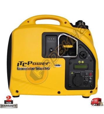 Инверторен генератор ITC Power GG 20i Pro - 1.6KW/2.0кW