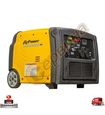 Инверторен генератор ITC Power GG 35Еi Pro - 2.8/3.2 кW