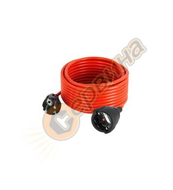 Удължител с кабел Commel 220-110 - 10 метра 2200W 10A