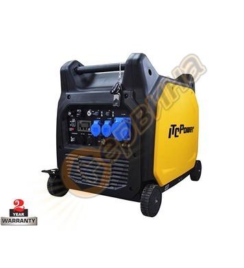Инверторен генератор ITC Power GG 5600SЕi Pro - 5.0/5.2 KW