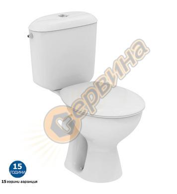 Моноблок Vidima Ulysse W906301 + Тоалетна седалка Vidima W30