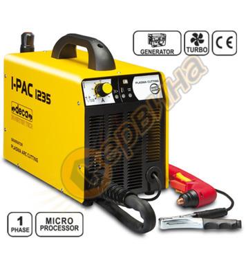 Инверторен апарат за плазмено рязане Deca I-PAC 1235 114600