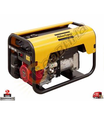 Бензинов генератор Atlas Copco QEP5 3.9KW/4.6KW