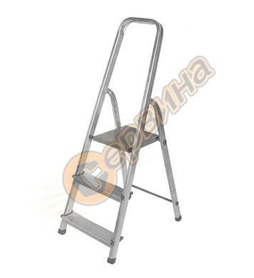 Алуминиева домакинска стълба Drabest 03090021 - 2+1бр