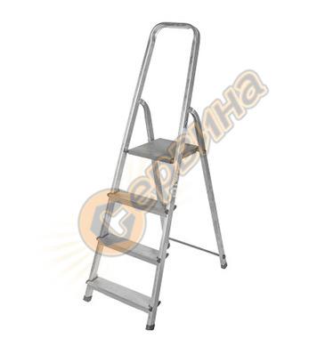 Алуминиева домакинска стълба Drabest 03090031 - 3+1бр