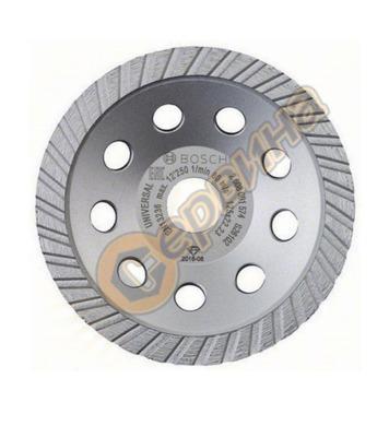 Диамантен диск Bosch 125x22,23мм 2608601574