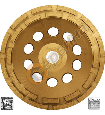 Диамантен диск Makita 180x22,23мм D-62321