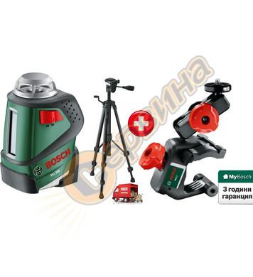 Ротационен лазерен нивелир Bosch PLL 360 0603663006 - 20м