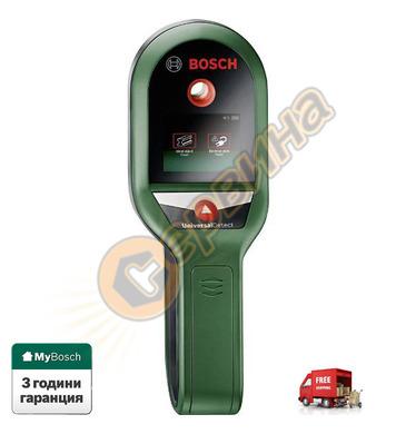 Дигитален детектор - скенер за стени Bosch UniversalDetect 0
