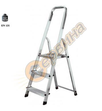 Алуминиева домакинска стълба Krause Corda 03020712 - 2+1бр