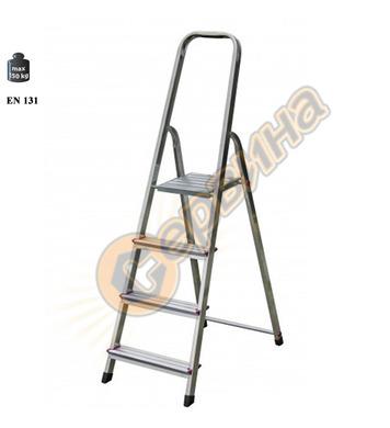 Алуминиева домакинска стълба Krause Corda 03020705 - 3+1бр