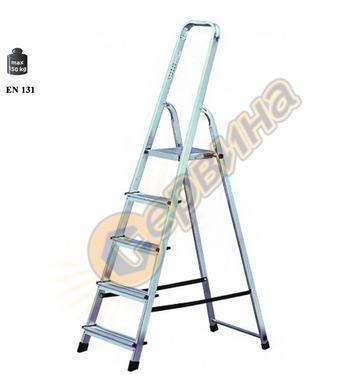 Алуминиева домакинска стълба Krause Corda 03020729 - 4+1бр