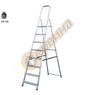 Алуминиева домакинска стълба Krause Corda 03020767 - 7+1бр